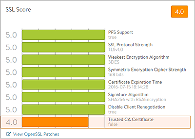 SSL Visibility and Troubleshooting