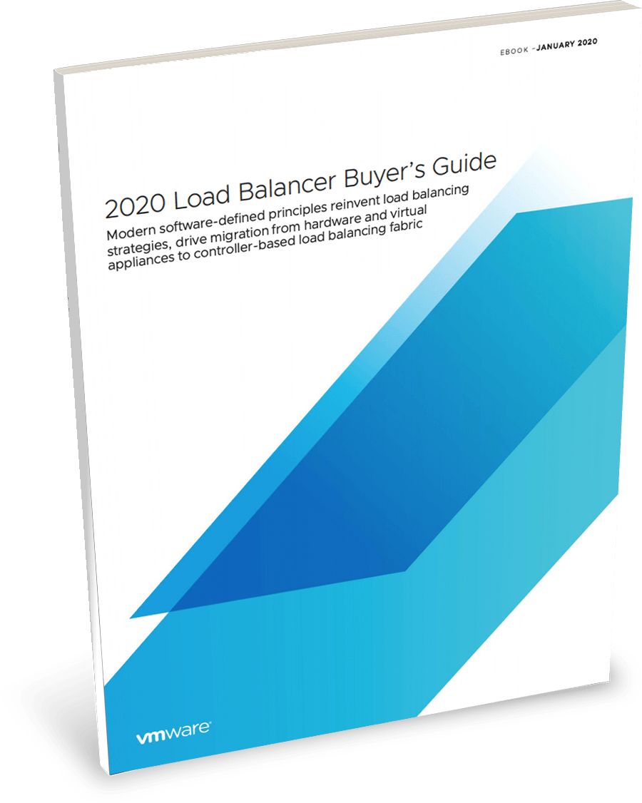 2020 Load Balancer Buyer's Guide