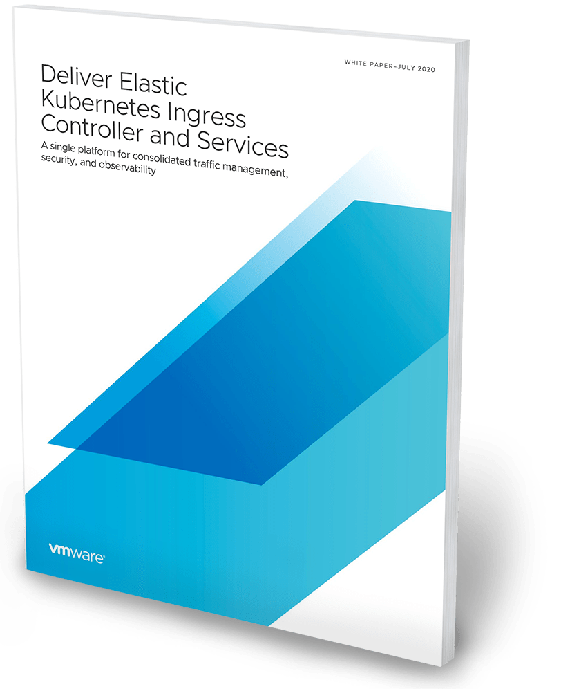 Deliver Elastic Kubernetes Ingress Controller and Services