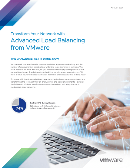 Transform Your Network with Advanced Load Balancing